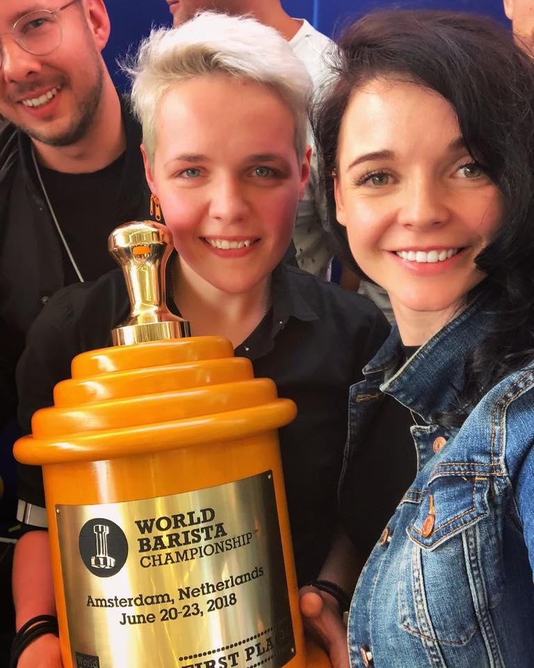 agnieszka rojes rojewska trophy