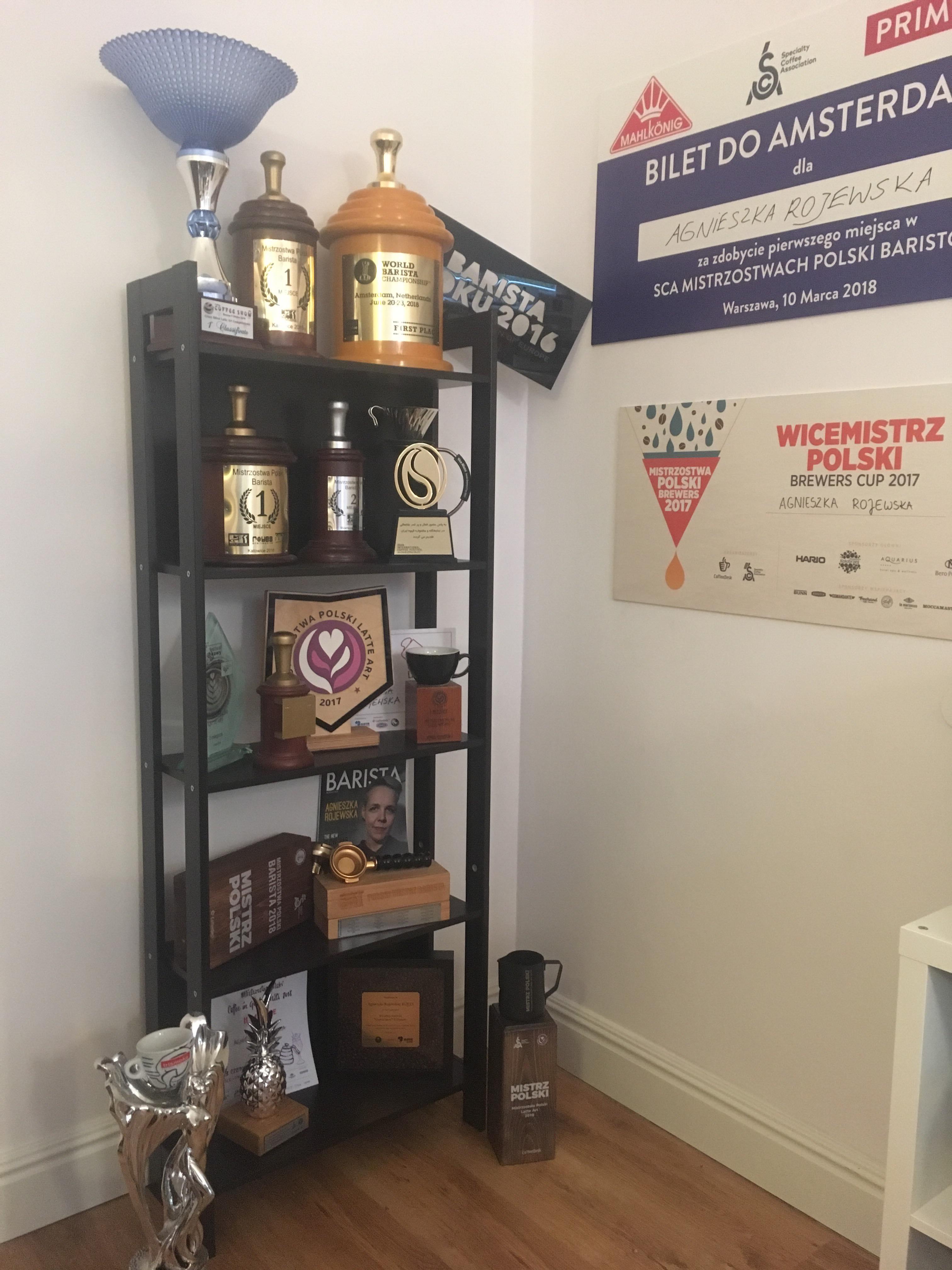 agnieszka rojewska trophy