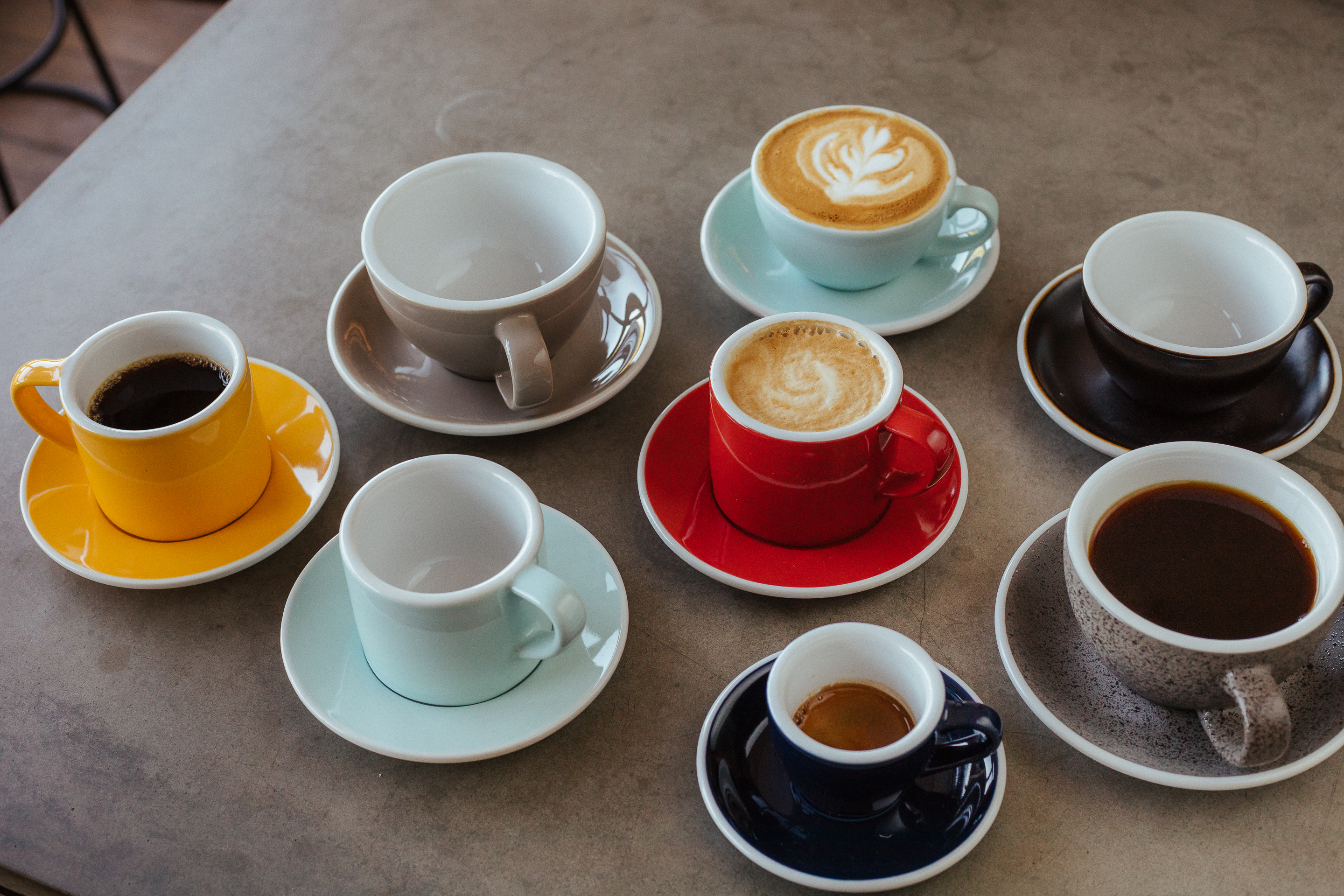 A Perfect Coffee Cup Does It Exist Blog Coffeedesk Com