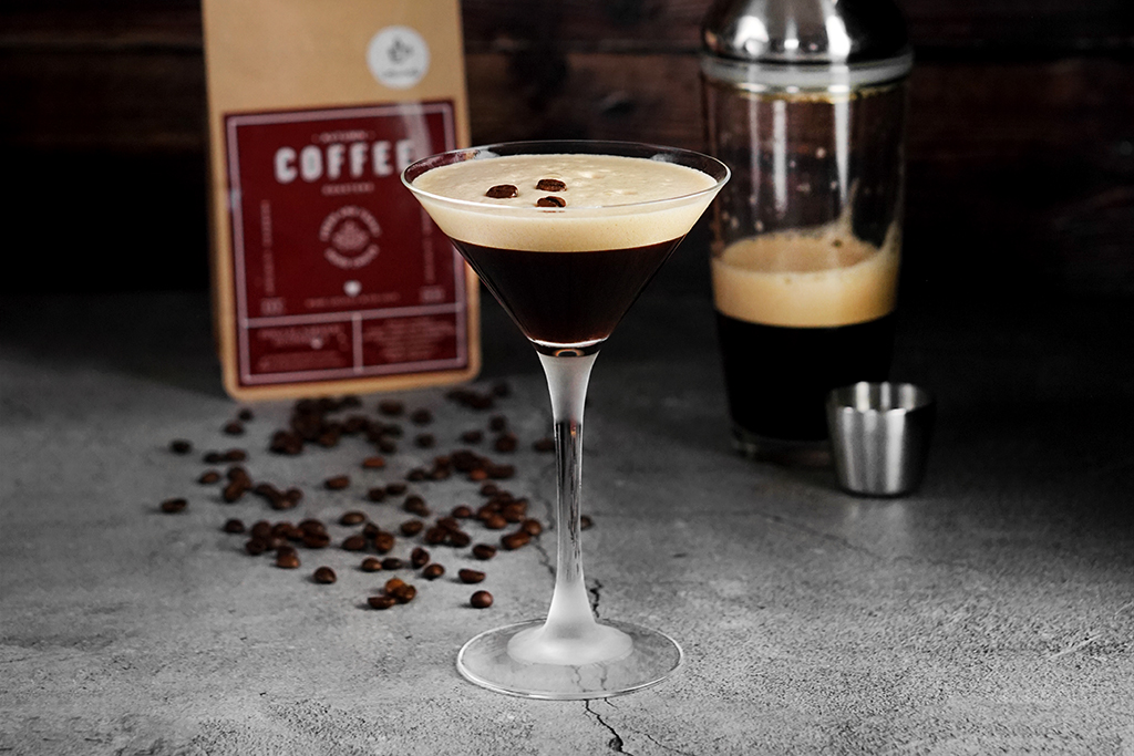 Espresso Martini Recipe For A Coffee Cocktail Blog Coffeedesk Com