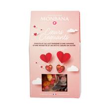 Monbana - Crunchy Hearts 96g