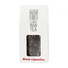 Long Man Tea - Black Liquorice - Loose tea - 80g