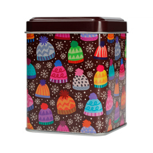 Mount Everest Tea - Christmas Tea Tin - Bobble Hat 100g