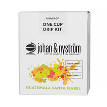 Johan & Nyström - Guatemala Santa Isabel Drip Kit - 8 sachets