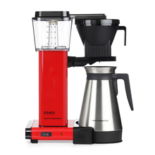 Moccamaster KBGT 741 Red - Filter Coffee Machine
