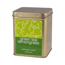 Vintage Teas Green Tea Lemongrass - 125g tin