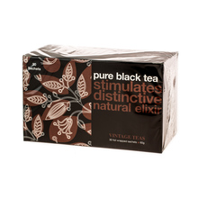 Vintage Teas Pure Black Tea - 30 teabags