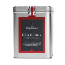Tregothnan - Red Berry Tea - 15 Tea Bags - Caddy