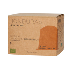 COFFEE PLANT - Honduras Las Adelfas - 26 capsules