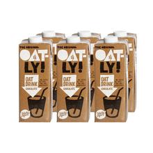 Set: 6 x Oatly - Chocolate Oat Drink 1L