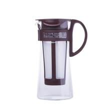 Hario - Mizudashi Coffee Pot Mini - Brown (outlet)