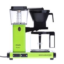 Moccamaster KBG 741 AO Fresh Green - Filter coffee machine