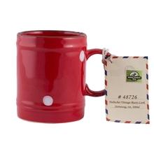 Mount Everest Tea - Rusty Look Mug 300 ml - Red
