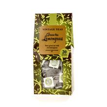 Vintage Teas Green Tea Lemongrass - 20 teabags