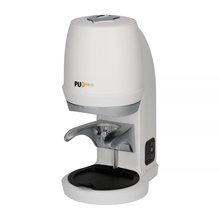 Puqpress Q2 58.3 mm Matt White - Automatic Tamper (outlet)
