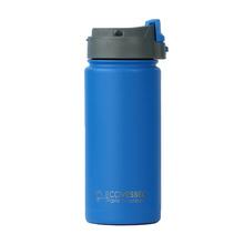 EcoVessel - Insulated Water Bottle Perk - Hudson Blue 473 ml