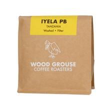 Wood Grouse - Tanzania Iyela Peaberry Filter