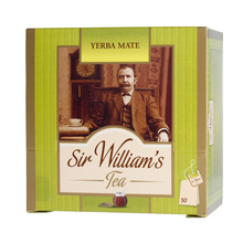 Sir William's - Yerba Mate - 50 Tea Bags