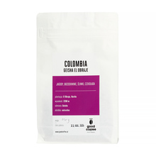 Good Coffee - Colombia El Obraje Geisha 125g (outlet)