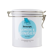 teapigs Lemon & Ginger - 20 Tea Bags