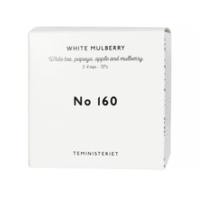 Teministeriet - 160 White Mulberry - Loose Tea 50g - Refill