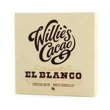 Willie's Cacao - El Blanco 50g