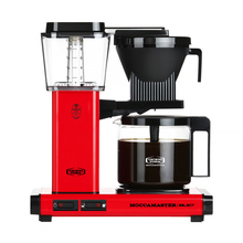 Moccamaster KBG 741 Select - Red - Filter Coffee Maker