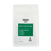 Good Coffee - Rwanda Gatare