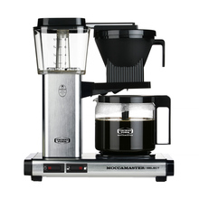 Moccamaster KBG 741 Select - Silver brushed - Filter Coffee Maker