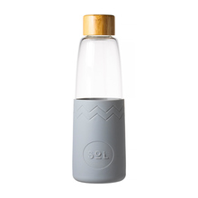 Sol - Cool Grey Bottle + Cleaning Brush + Bag