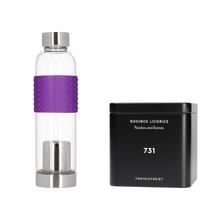 Set: Asobu Ice-T 2 Go Bottle + Teministeriet 731 Tea