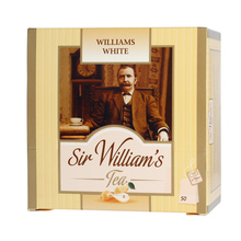 Sir William's - Williams White - 50 Tea Bags (outlet)