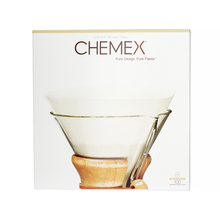 Chemex Bonded Filters Unfolded Circle - White - 6, 8, 10 Cups