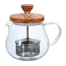 Hario Teaor - Tea pot - Olive Wood - 450ml