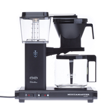 Moccamaster KBG 741 AO Matt Black - Filter Coffee Machine