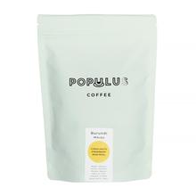 Populus Coffee - Burundi Mikuba Omniroast