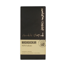 Manufaktura Czekolady - Chocolate 46% cocoa from Madagascar