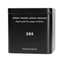 Teministeriet - 285 Green Ginger Lemon Organic - Loose Tea 100g