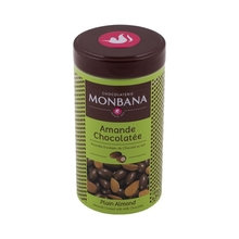 Monbana Almonds Coated With Milk Chocolate - Amande Chocolate