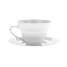 Hario V60 Ceramic Cup and Saucer - 150 ml