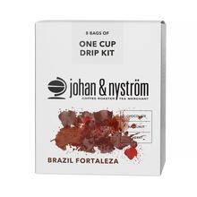 Johan & Nyström - Brazil Fortaleza Drip Kit - 8 sachets