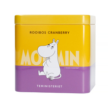 Teministeriet - Moomin Rooibos Cranberry - Loose Tea 100g
