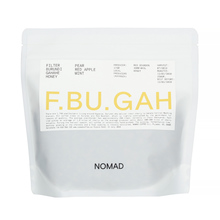 Nomad Coffee - Burundi Gahahe Honey Filter