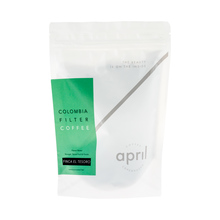 April Coffee Roasters Colombia Finca El Tesoro Filter