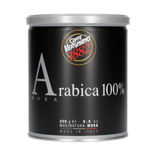 Caffe Vergnano - 100% Arabica Moka - Ground Coffee 250g