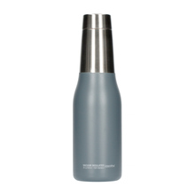 Asobu - Oasis Water Bottle Grey - 600ml Travel Bottle