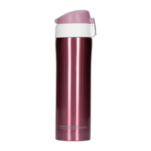 Asobu - Diva Cup Pink / White - 450ml Travel Mug