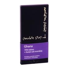 Manufaktura Czekolady - Chocolate 70% cocoa from Ghana - Fleur de sel