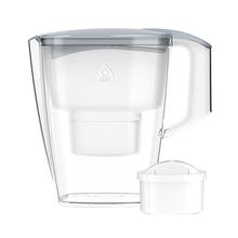 Dafi - Mila 3l Water Pitcher + 1 Unimax Filter - Gray