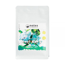 Notes Crafters - Green Earl Grey - Loose Tea 100g